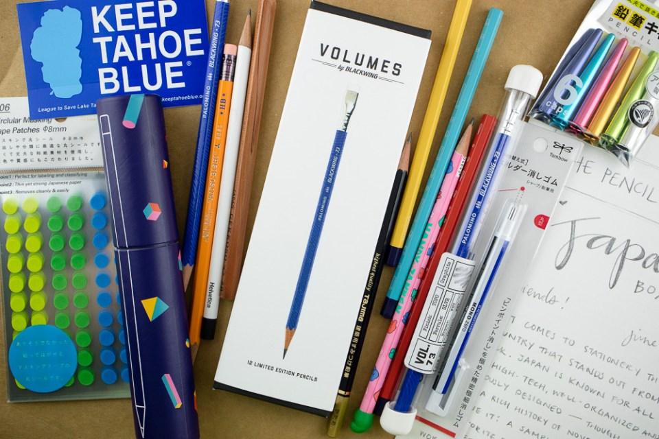 June 2017 Pencil Subscriptions