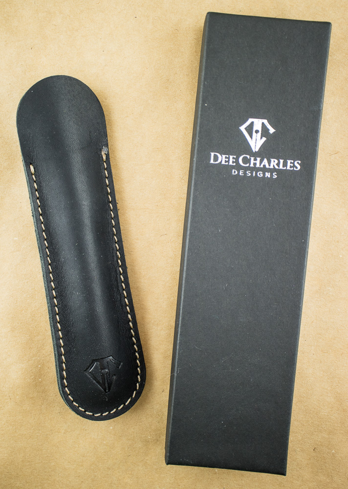 Product Review: Dee Charles Leather Pen Sleeve