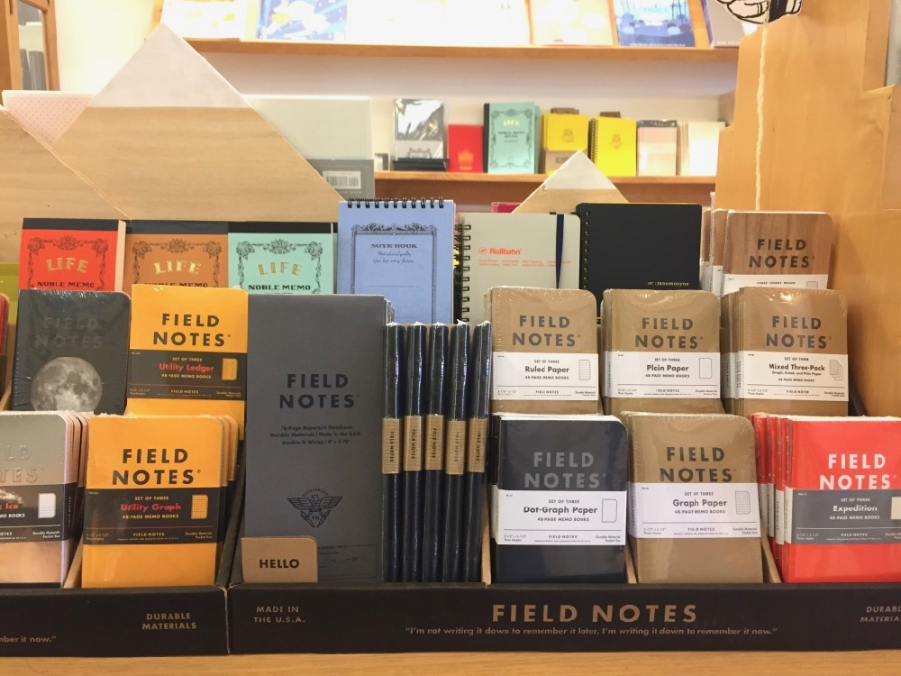 Wonderfair Field Notes