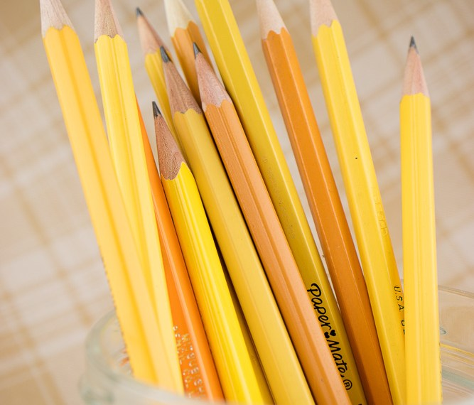 Pencil Review: Yellow Pencil Showdown