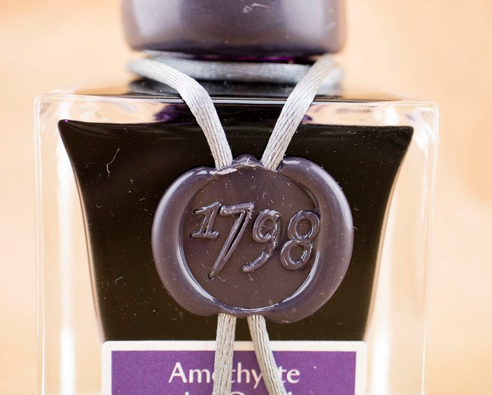 Review/Preview: Jacques Herbin 1798 Amethyst de l'Oural Ink