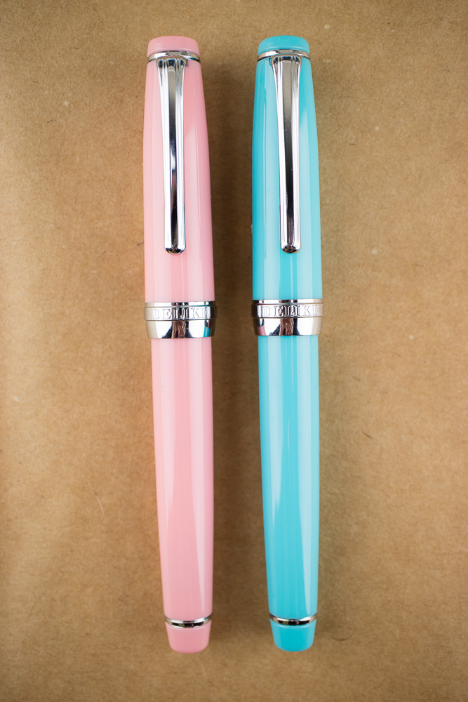 Fountain Pen Review: Delike New Moon (AKA Knock-off Sailor ProGear Slim)