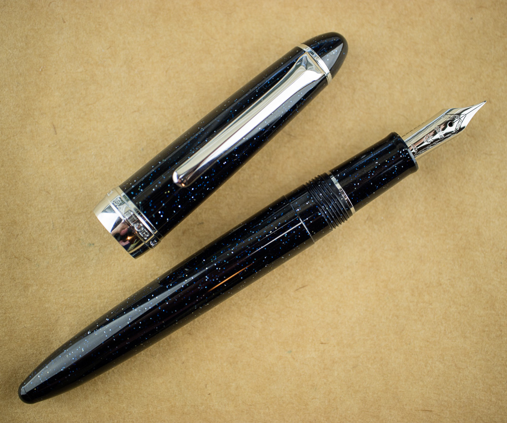 Fountain Pen Review: Sailor ProColor Stardust