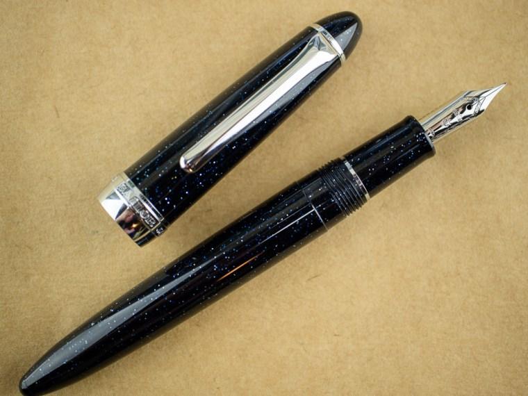 Fountain Pen Review: Sailor ProColor Stardust