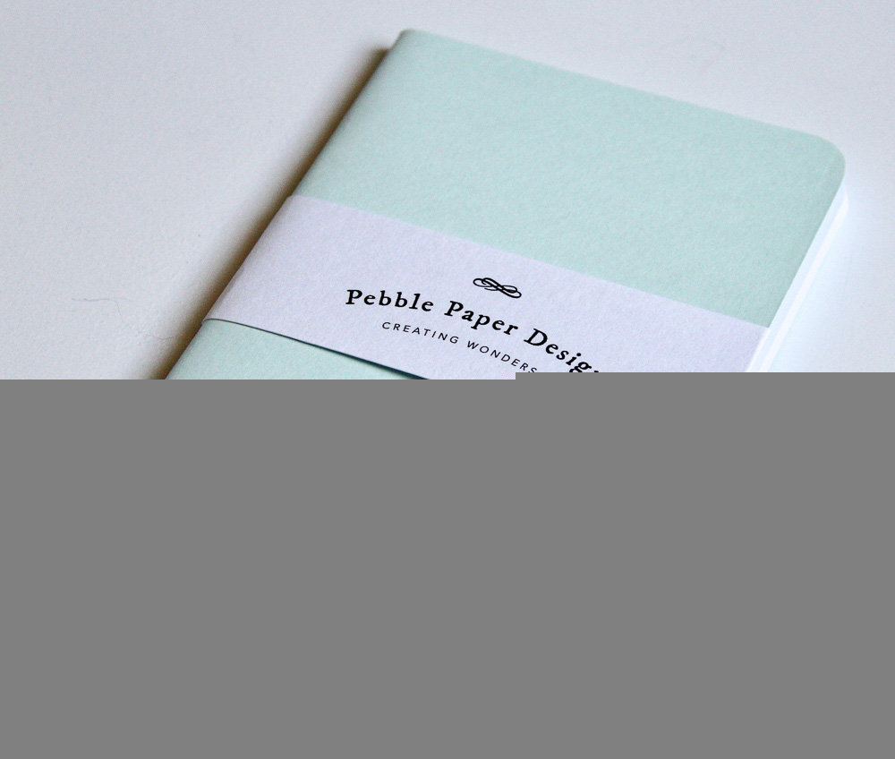 Notebook Review: Pebble Paper Design A6 Notebook