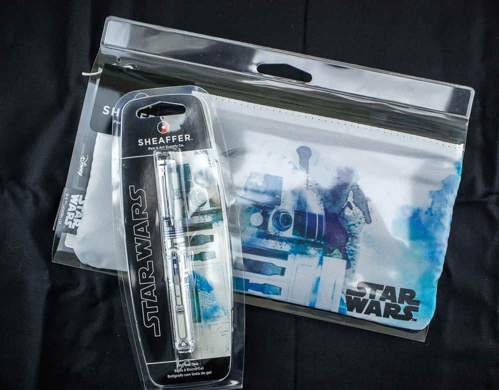 Review: Sheaffer Star Wars Rollerball Pen and Pencil Case