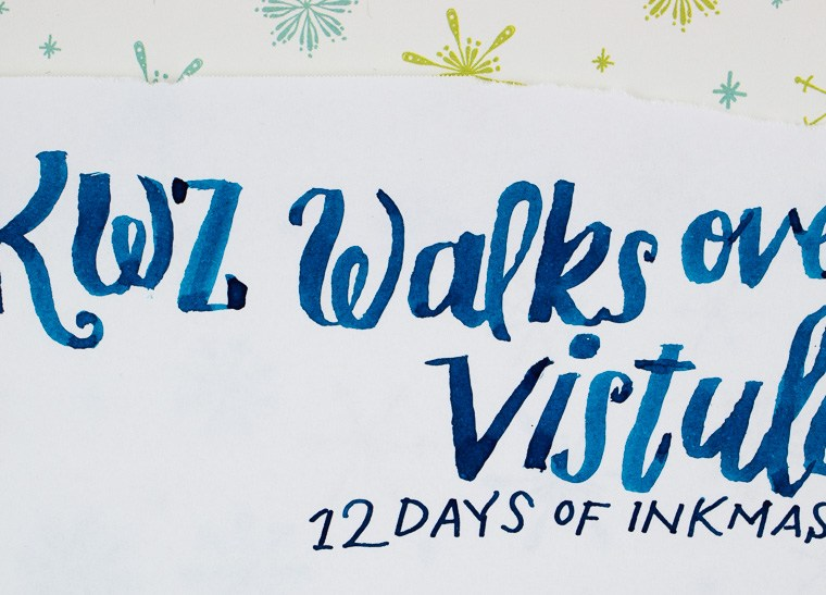 12 Days of Inkmas: KWZ Walks Over Vistula