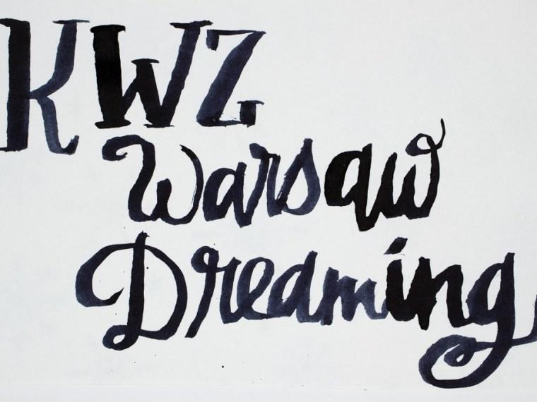 12 Days of Inkmas: KWZ Warsaw Dreaming