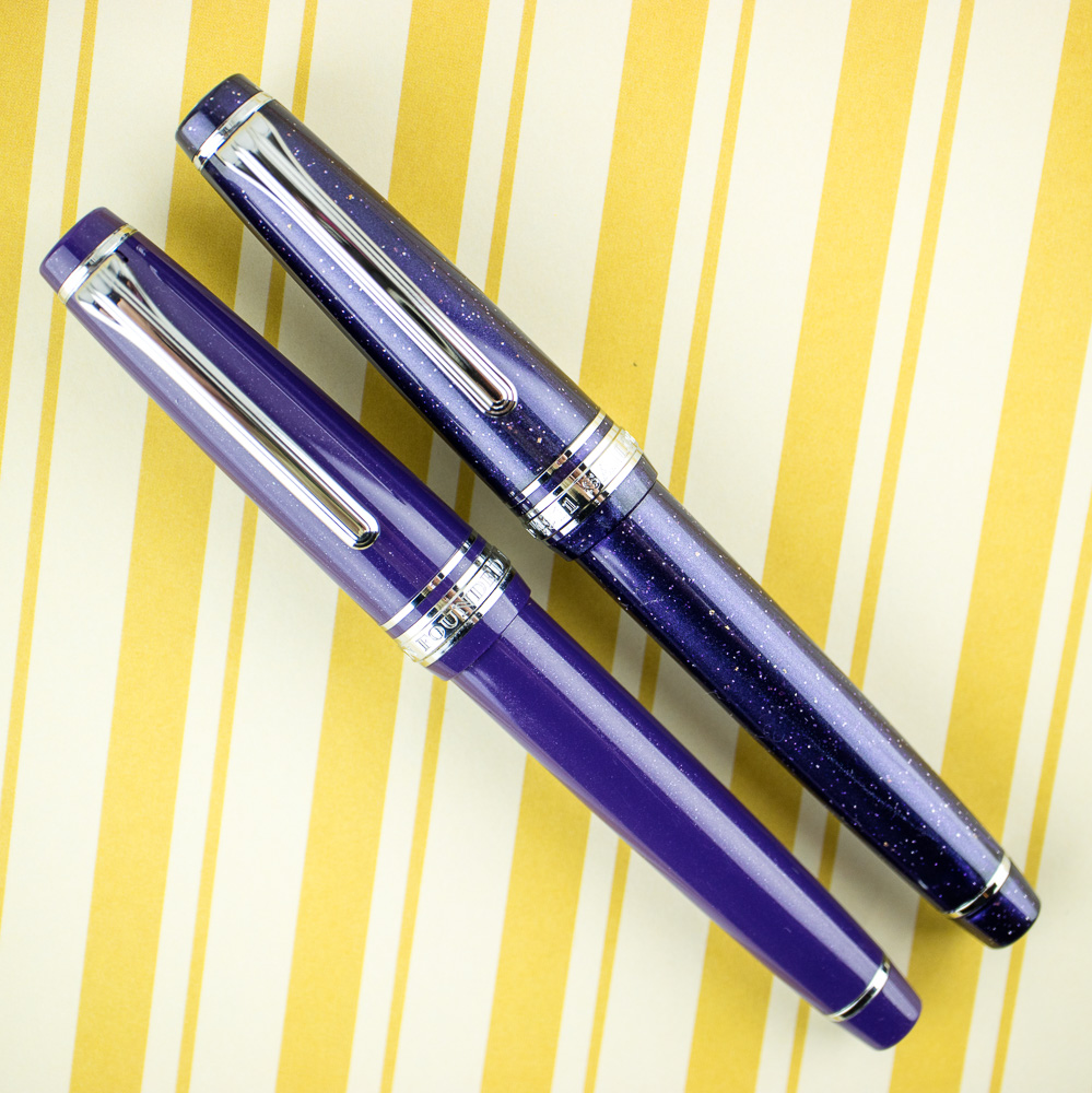 Eye Candy: Sailor Pro Gear Slim Cosmos