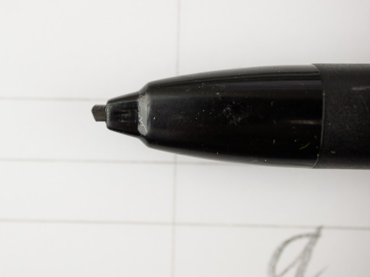 Eye Candy:  Morning Glory 1.8mm Flat Mechanical Pencil