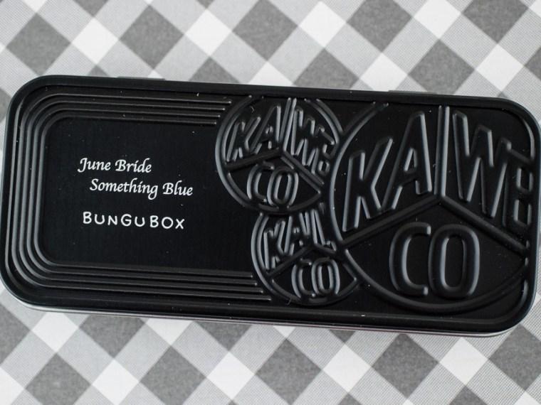 Eye Candy: Kaweco x Bungbox June Bride Something Blue
