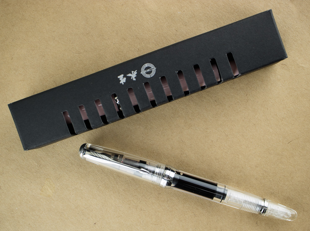 Fountain Pen Review: Wing Sung 618 Demonstrator