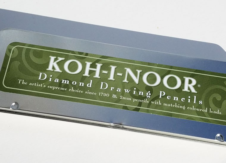 Pencil Review: Koh-i-Noor Diamond Lead Holder Drawing Pencils