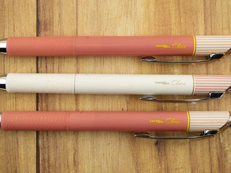 Pen Review: Pentel EnerGel Clena Gel Pens