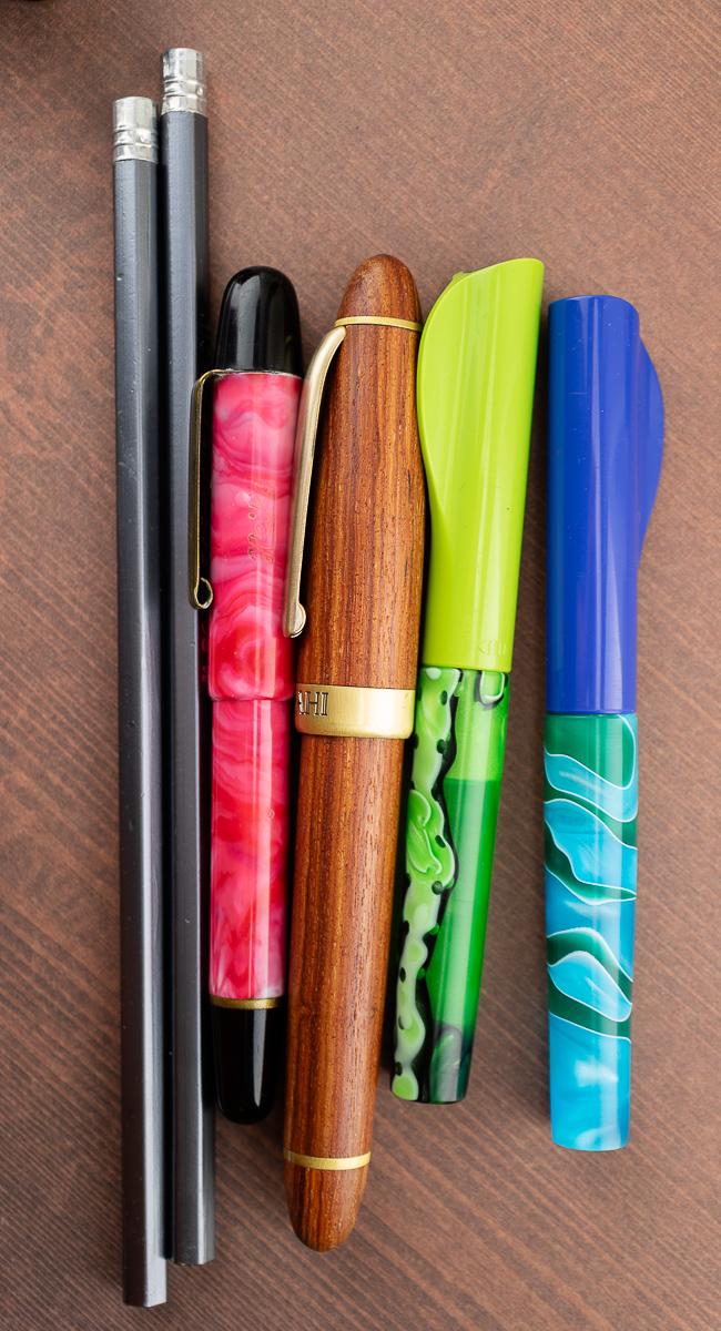 DC Pen Show Haul: Pens