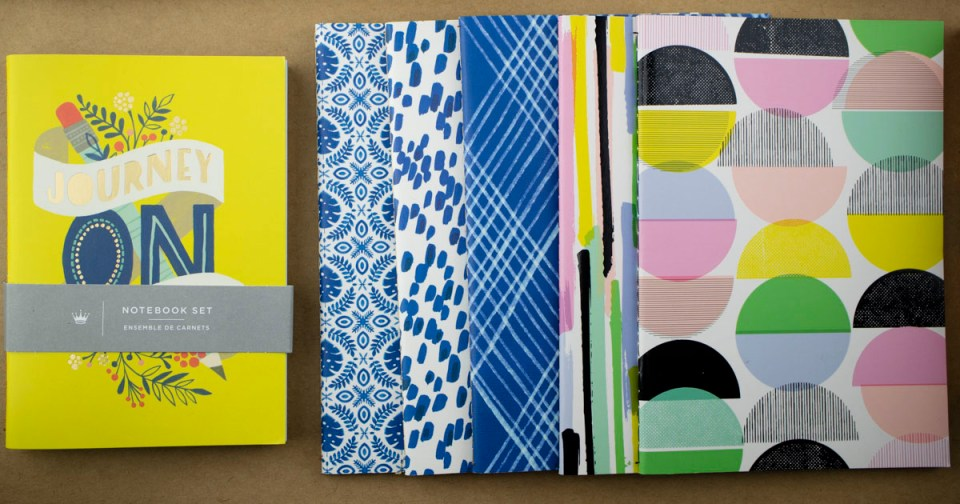Notebook Review: Hallmark Traveler's Notebook & Inserts
