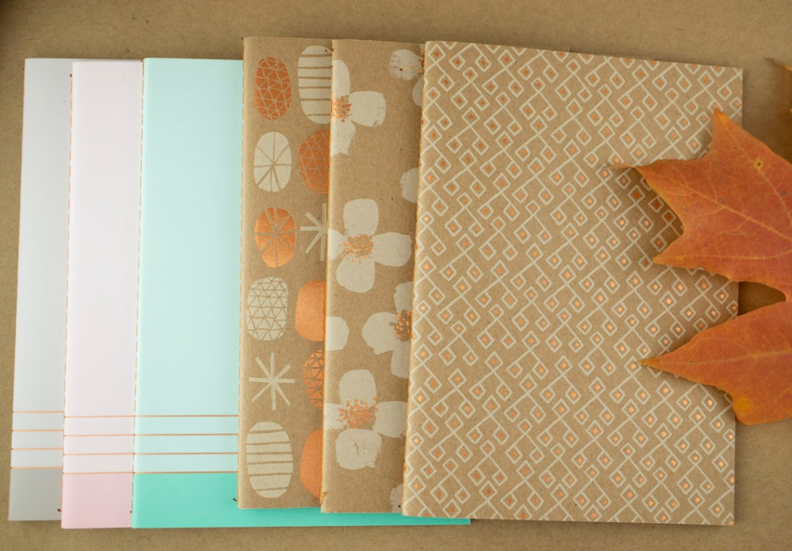 Assorted Hallmark Notebook Sets
