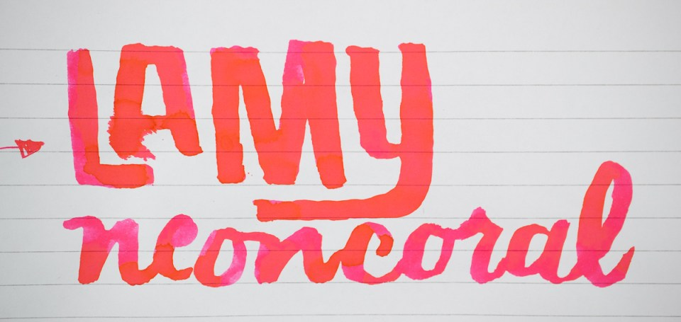 Lamy Neoncoral