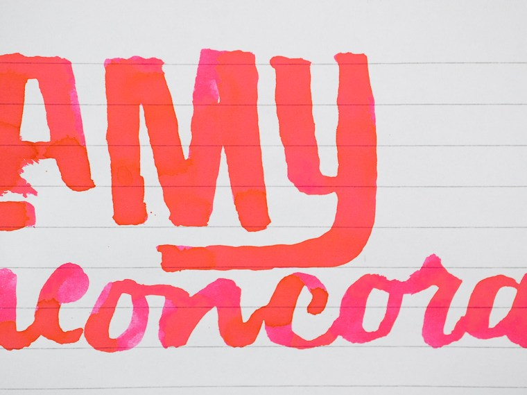 Giveaway Winner: Lamy NeonCoral Ink Cartridges