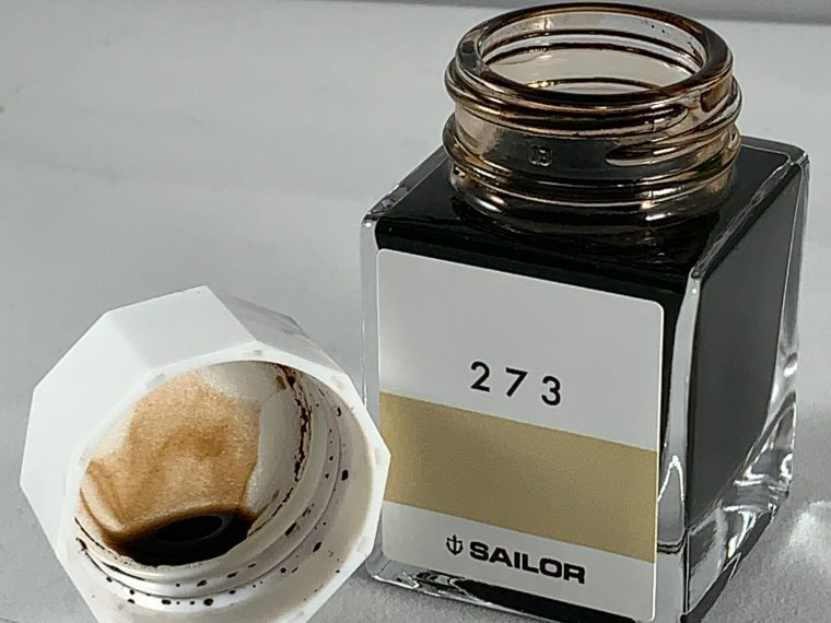 Ink Review: Sailor Studio 273