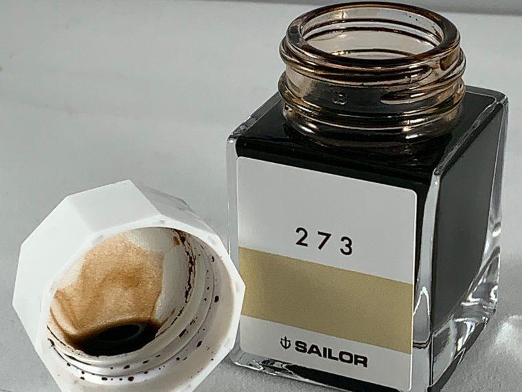 Ink Review: Sailor Studio 273