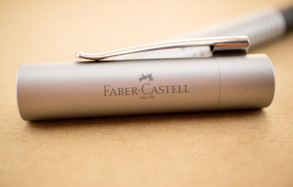 Faber-Castell Gripp 2011 Fountain Pen clip