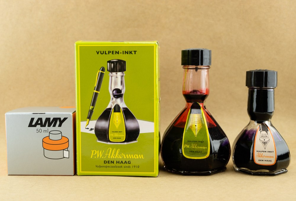 Ink Purchases at Arkansas Pen Show