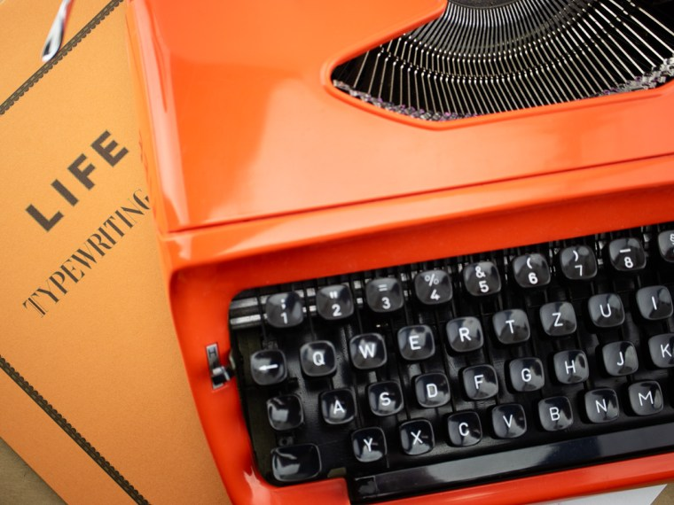 Paper Review: Life Typewriter Paper