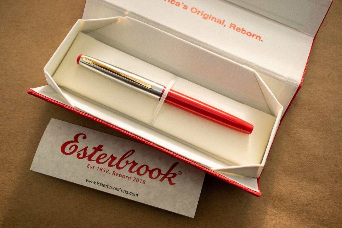 Esterbrook Phaeton in box