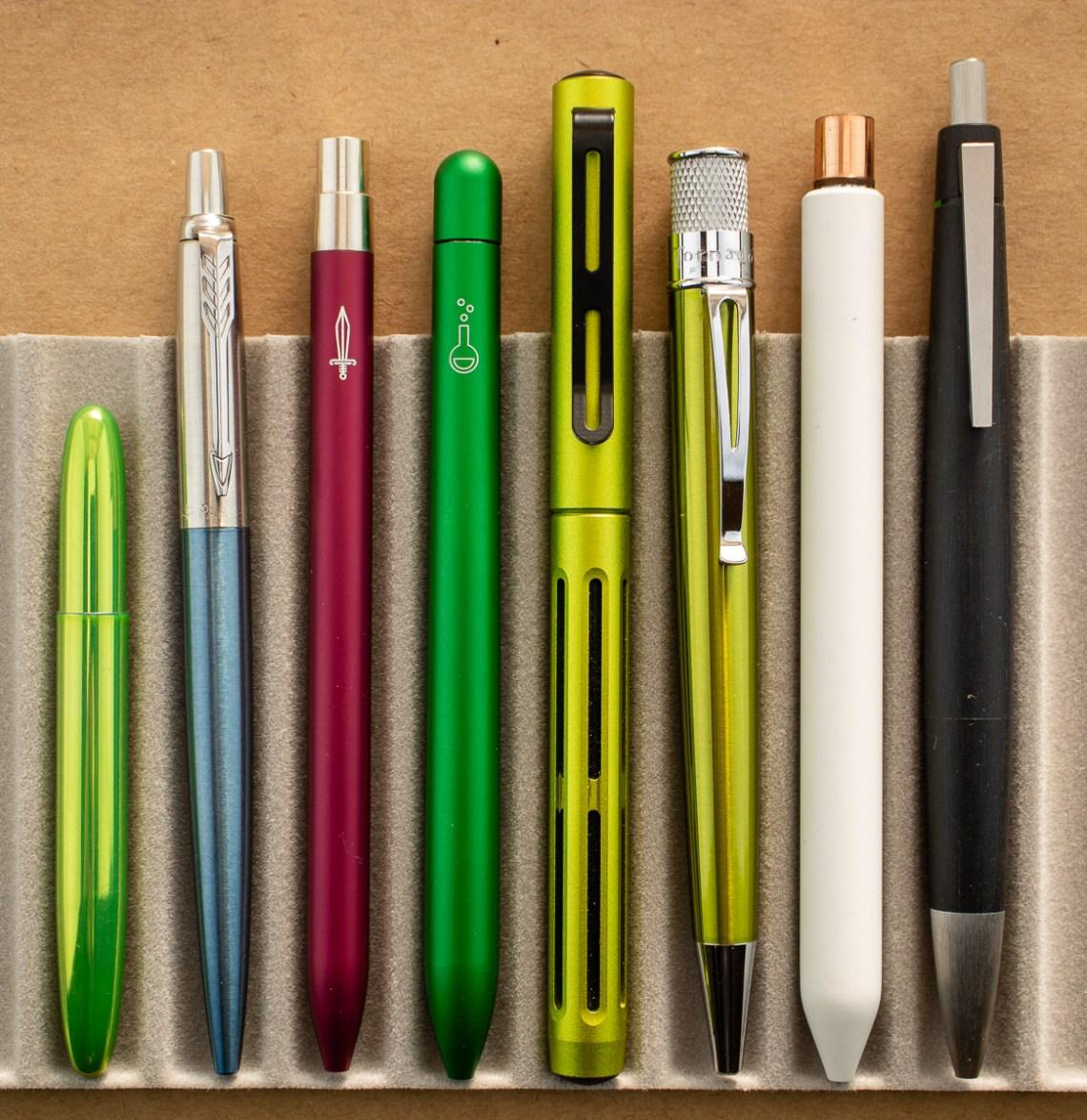 Spoke Design Pen comparison