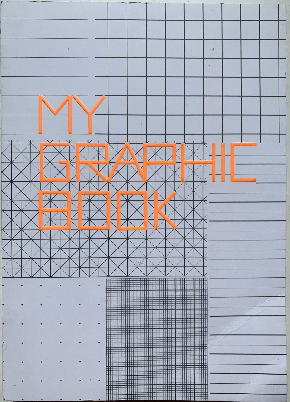 Notebook Review My Graphic Notebook The Well Appointed Desk