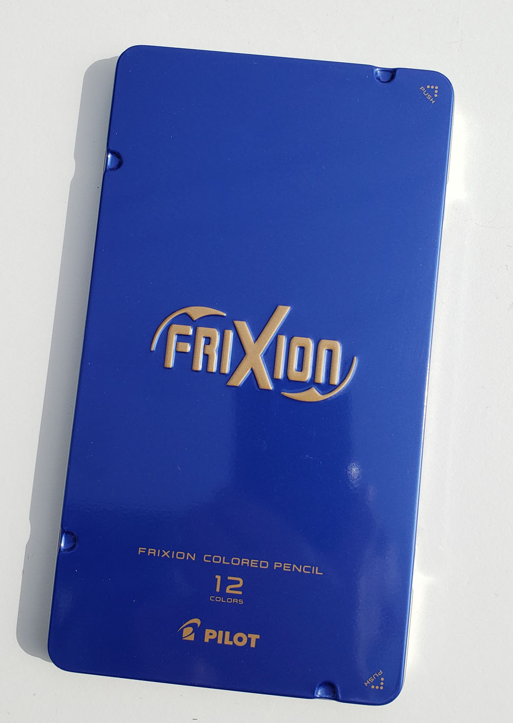 Frixion Colored Pencils for adults