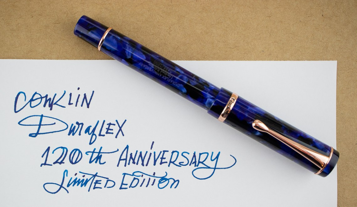 Conklin Duraflex 120th Anniversary