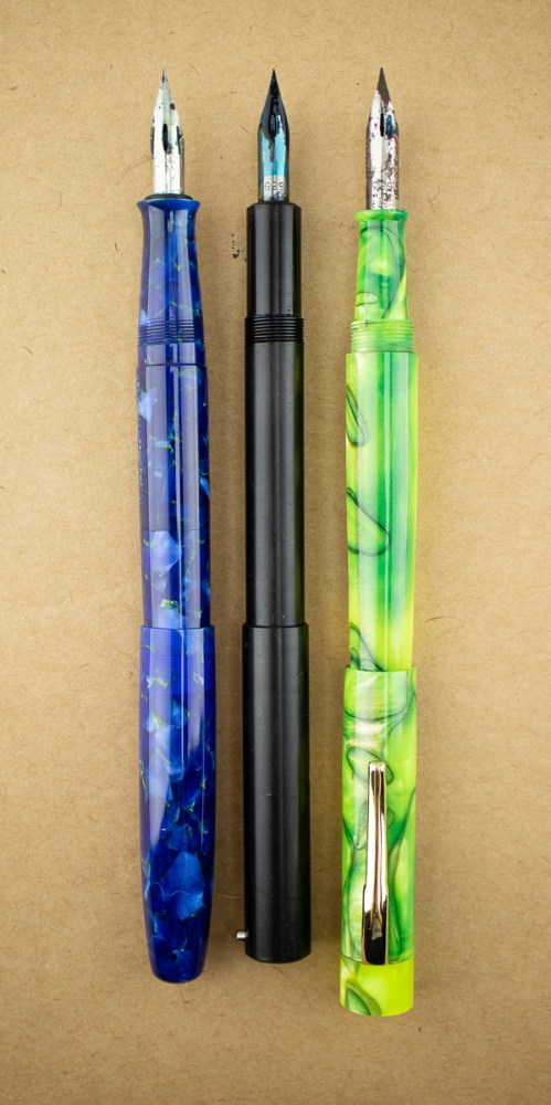 Desiderata Soubriquet Fountain Pen