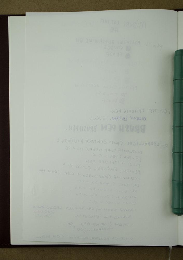 Midori MD Cotton Notebook