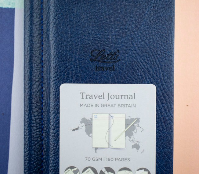 Notebook Review: Lett's Travel Journal