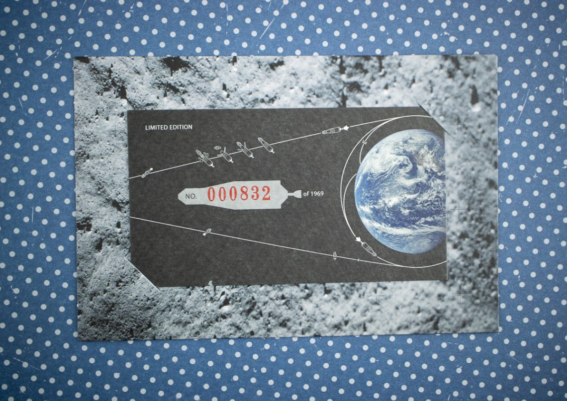 Colorverse First Moon Landing Set