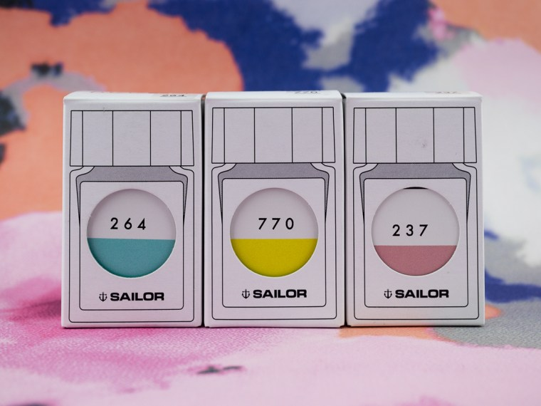 Ordering Sailor Studio Inks from Dromgoole's (Sponsored Post)