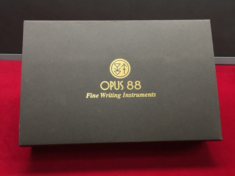 Giveaway: Opus88 Koloro Fountain Pen (F)