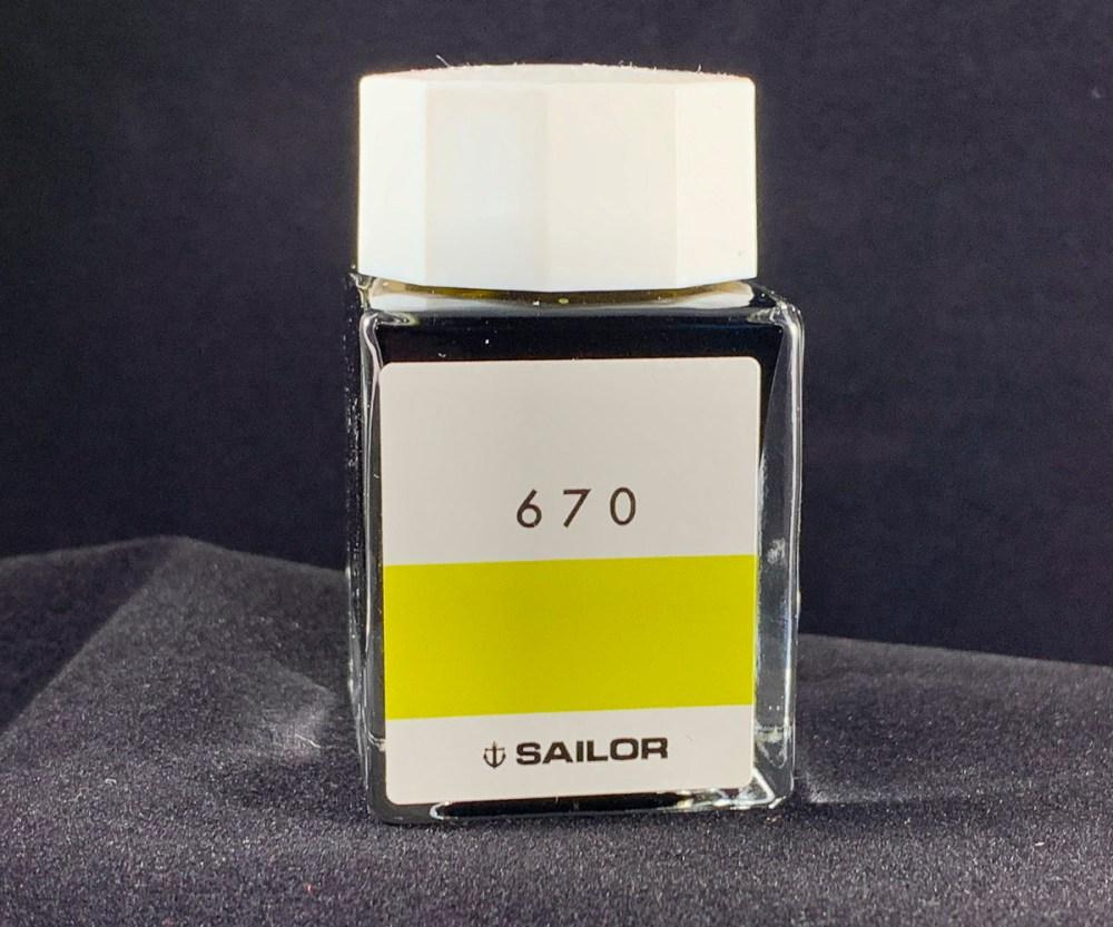 Sailor Studio 670
