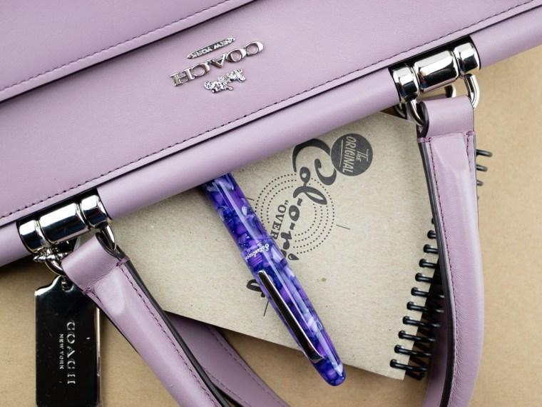 Pen Review: Esterbook Lilac Slim Estie
