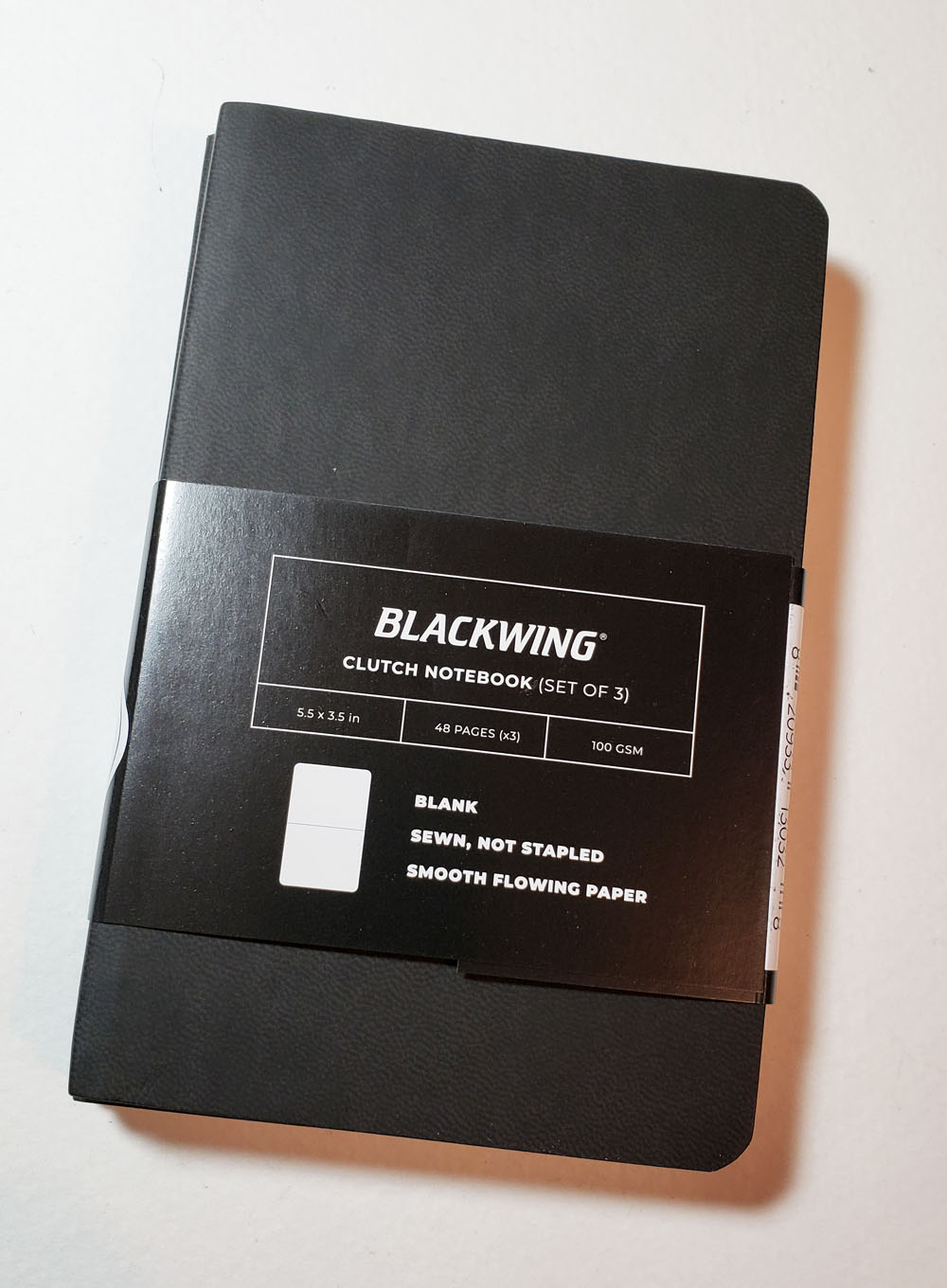 2 - Blackwing Clutch back