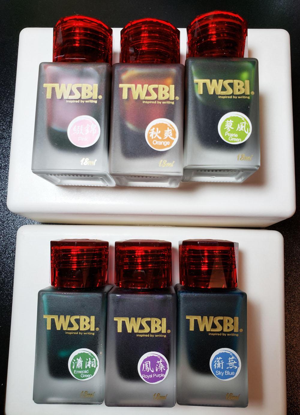 TWSBI bottles