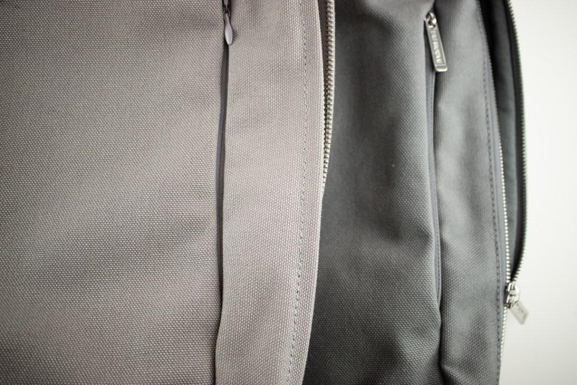 Baron Fig Venture Slimline Backpack vs Original Minimal Backpack