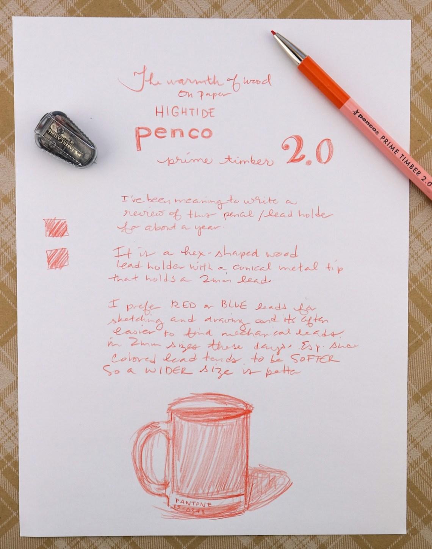 Penco Prime Timber 2.0