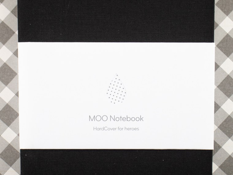 Giveaway: Moo Dotted Notebook