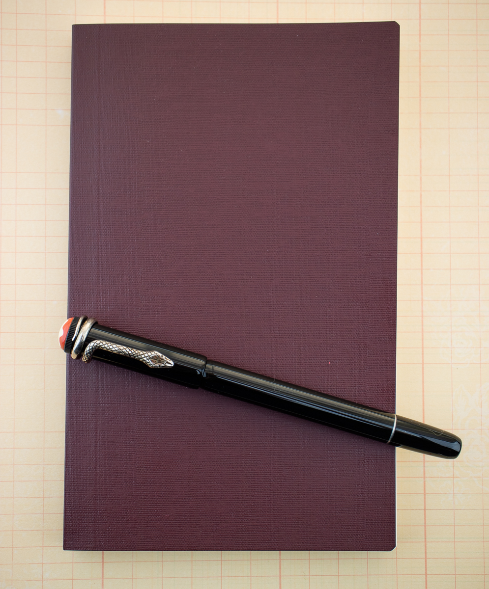 Nanami Cafe Note B6 with 3.7mm dotted graph