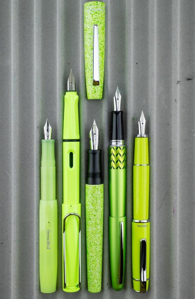 Esterbrook Camden Composition Lime