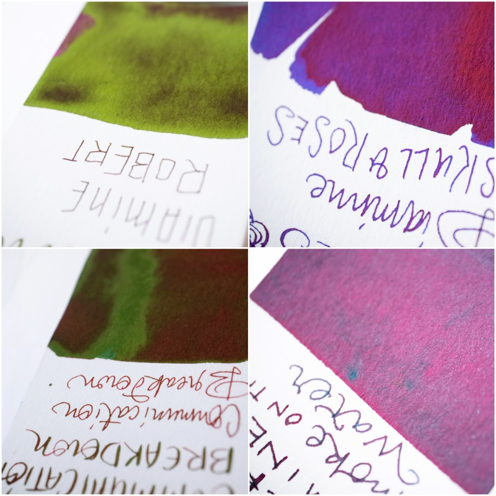 Other Sheening inks