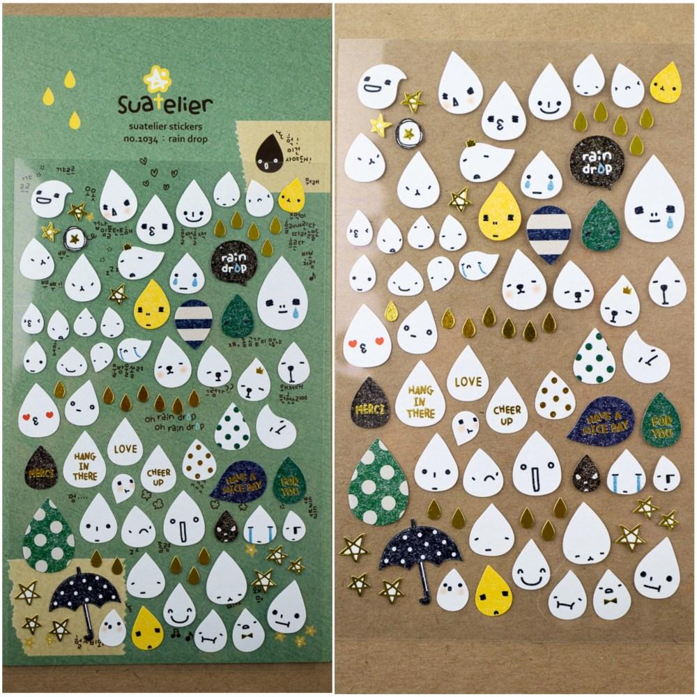 Sautelier Drop Stickers